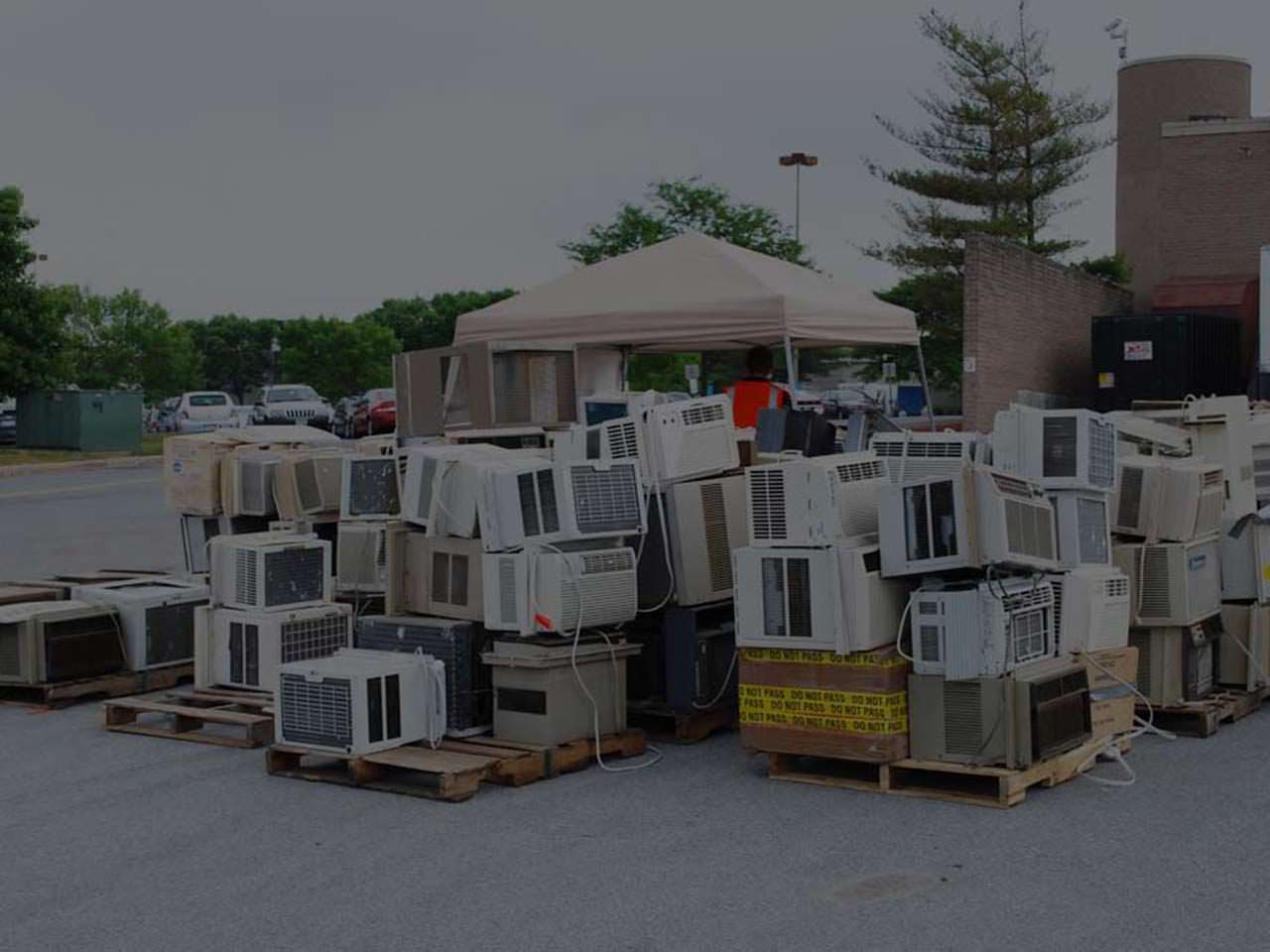 Units Rooftop Lennox Packaged