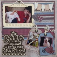 Pets Scrapbooking Collection EX2