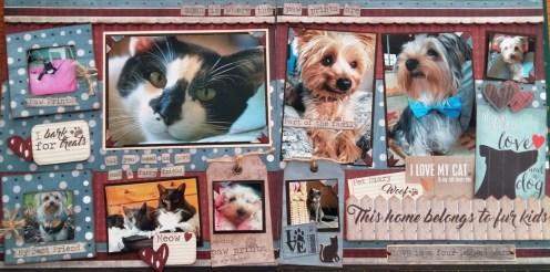 Pets Scrapbooking EX5
