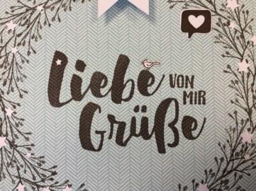 Liebe Grüße 5