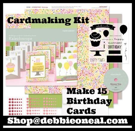 Make 15 Fabulous Birthday Cards Quick Scrap Me Quick Designs