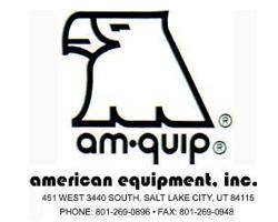 American Equipment, Inc.. United States, Salt Lake City