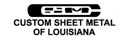 Custom Sheet Metal. United States,Louisiana,Lafayette