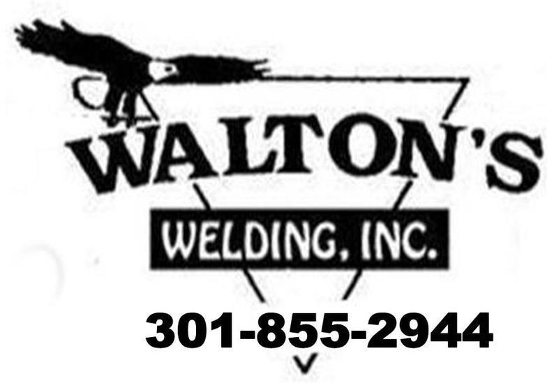 Waltons Welding & Fabrication, Inc. United States,Maryland