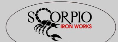 Scorpio Iron Works. United States,Texas, Dallas, Steel