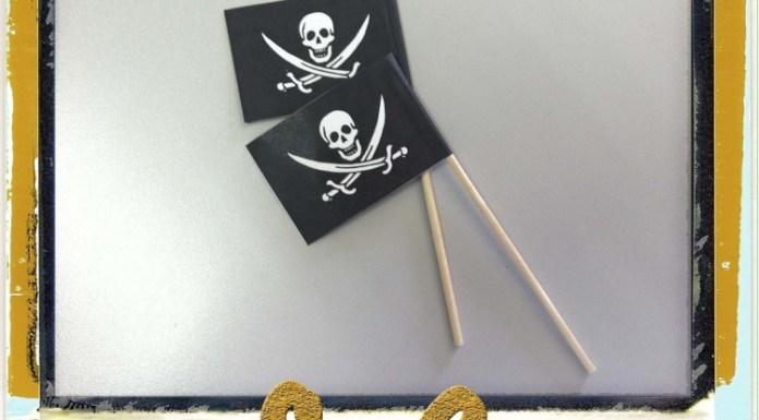 fiesta de cumpleaños pirata