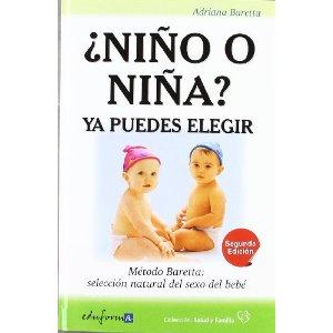 libro baretta elegir el sexo