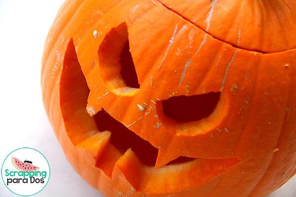 Calabaza de Halloween Cmo Hacerla