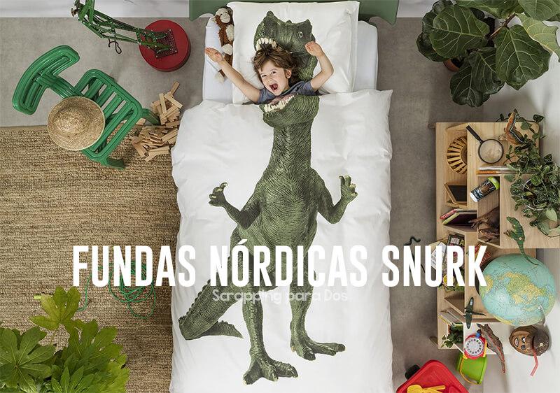 Fundas n rdicas snurk para ni os for Fundas nordicas para ninos