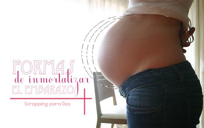 fotos durante el embarazo