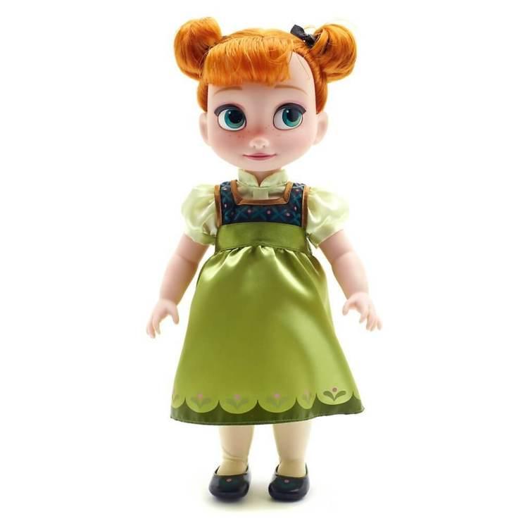 Muñeca Ana de Frozen Animators