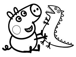 peppa pig para colorear. Para completar el post y que haya un poco de todo  os pongo tambi n los libros para colorear actividades he podido encontrar en Amazon Dibujos Colorear Peppa Pig