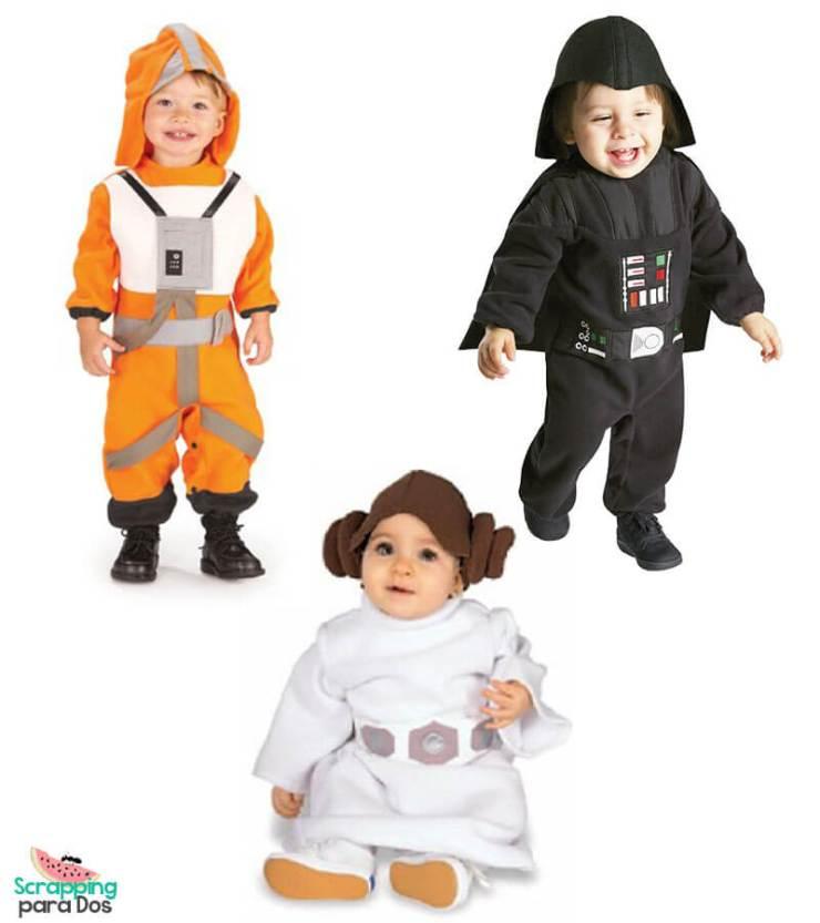 Ideas Chulas para Disfrazarse de Star Wars