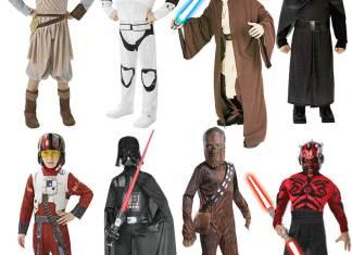 Disfraces StarWars para niños