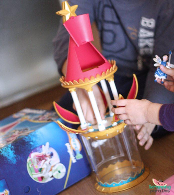 Torre Flor Mágica de Playmobil