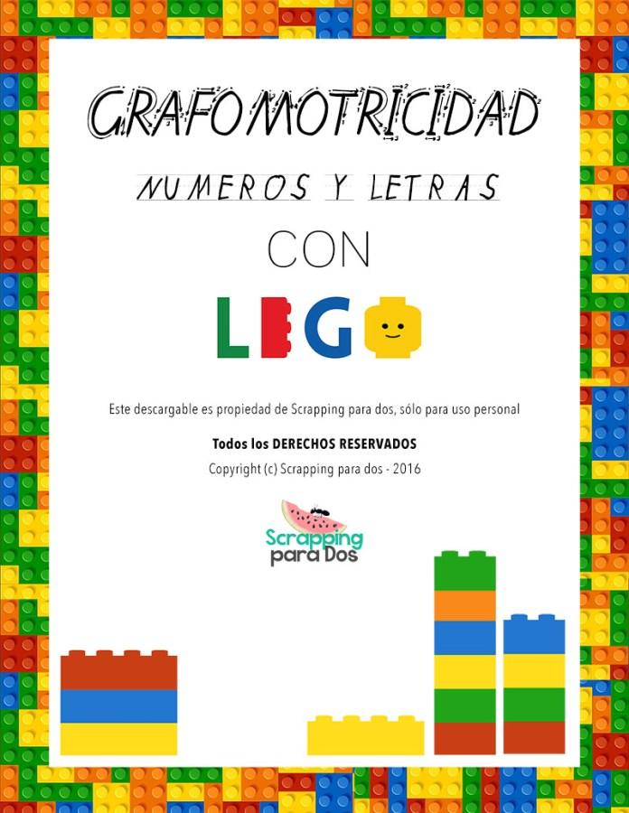 Grafomotricidad-lego