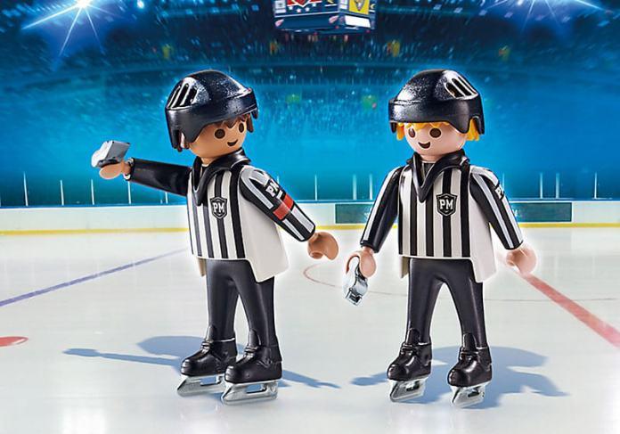 Playmobil Hockey sobre hielo