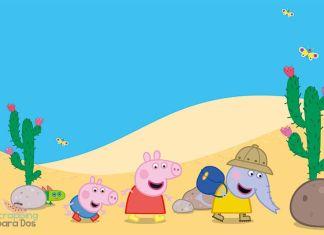 DVD Peppa Pig - Recorriendo el Mundo y otras Historias
