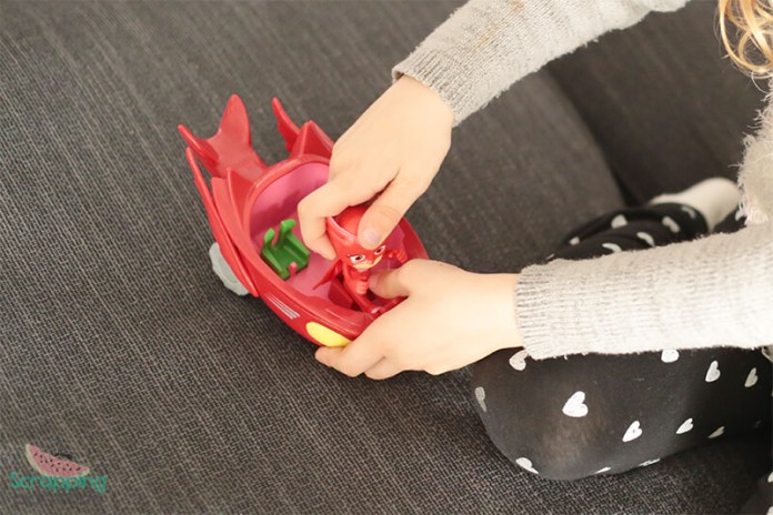 Vehículos PJ Masks