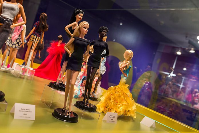 Expo Barbie en Madrid 2017