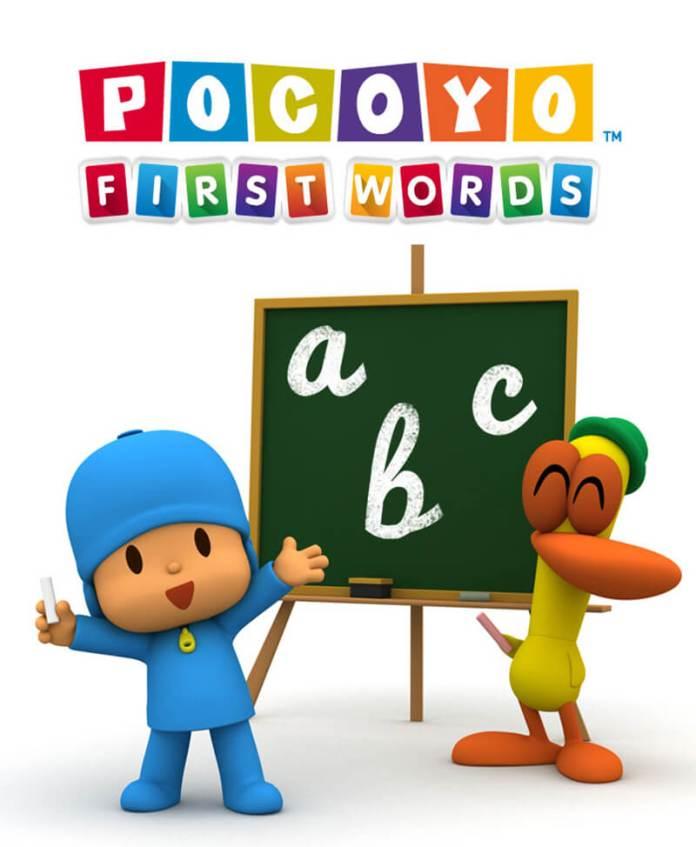 App de Pocoyo para aprender a leer