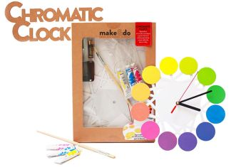 Chromatic Clock