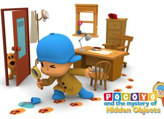 App Pocoyo Detective