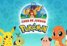 casa de juegos Pokemon