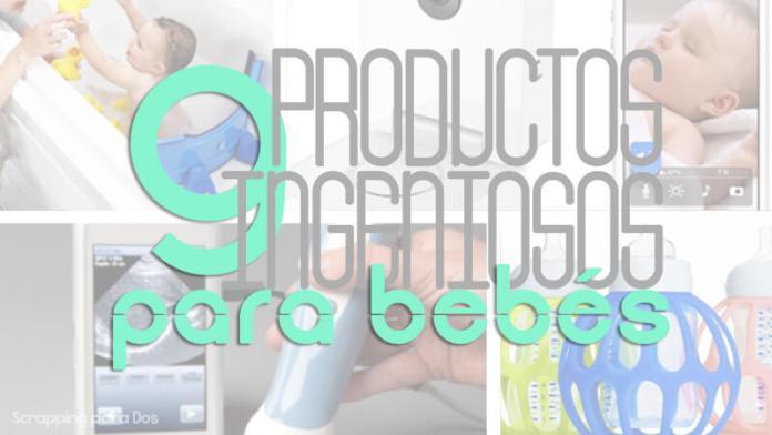 productos ingeniosos para bebés