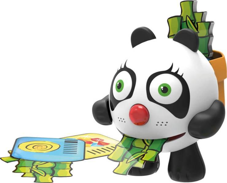 Animalistos panda Haku