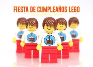 cumpleaños lego
