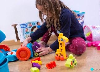Juegos de Construcción - Bloquefante Divertido Mega Bloks