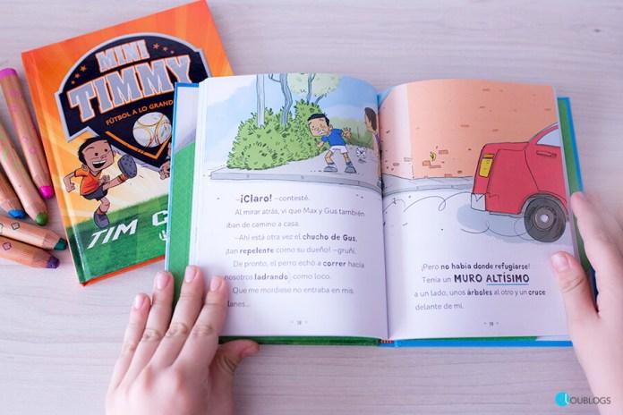 Libros de Fútbol para Niños: Mini Timmy