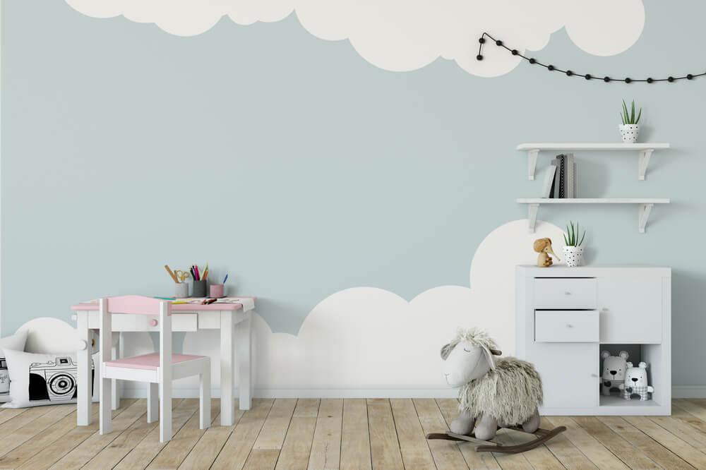 Ideas para Pintar Habitaciones Infantiles