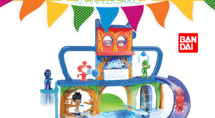 Base Secreta de PJ Masks