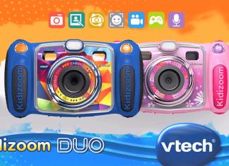 Cámara de Fotos Kidizoom DUO de vtech