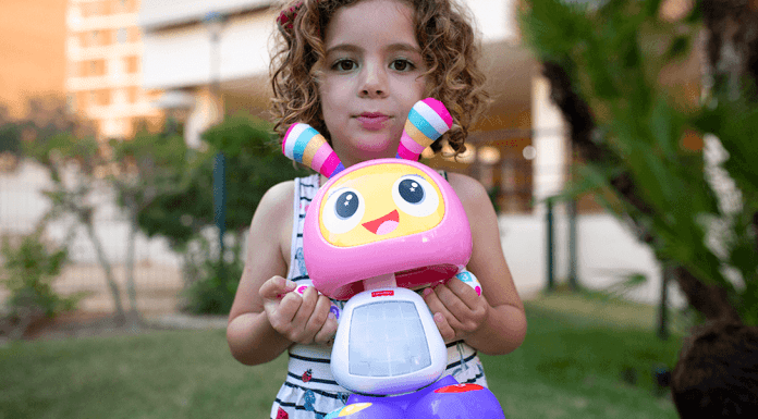 Robita Robotita de Fisher Price