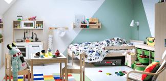 habitaciones para niños de Ikea: Ideas para decorarlas