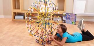Juegos de construcción: Noria Revolution Ferris Wheel K'Nex