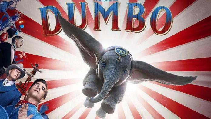 Nuevo trailer oficial de Dumbo