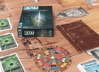 Escape Room: Exit The Game - La cabaña abandonada