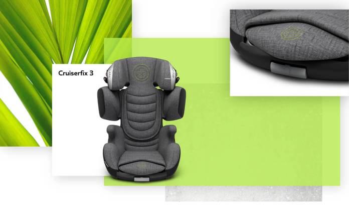 Cruiserfix 3: la silla de coche más segura