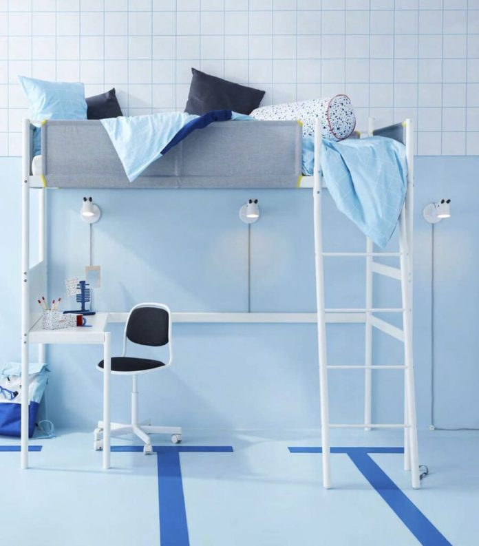 detalles Ikea para la habitación de los niños