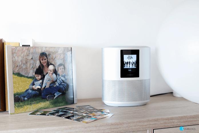 Altavoz Bose Home Speaker 500 con Amazon Alexa