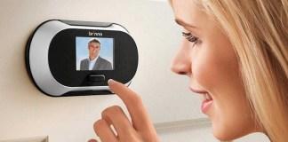 las mejores mirillas digitales para puertas