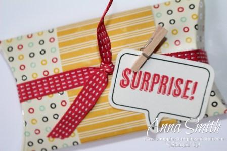 Stampin' Up! Sumthin' Sumthin' Gift Box