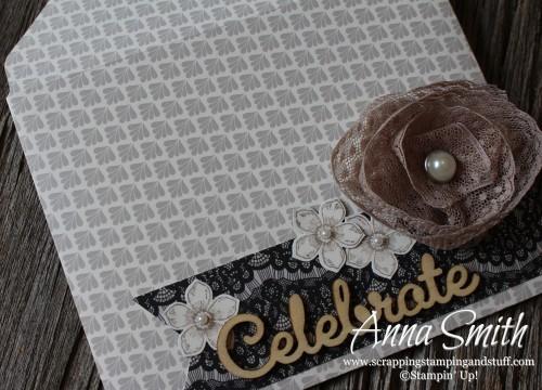 Bridal Shower Card Envelope
