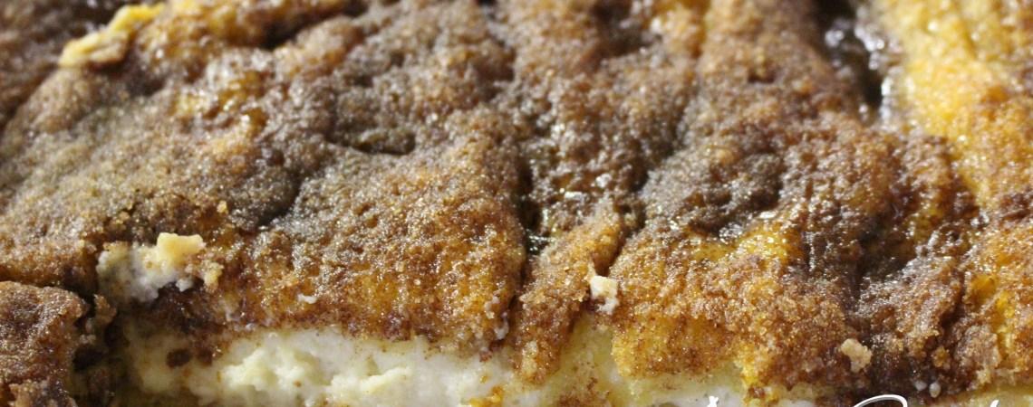 These Sopapilla Cheesecake bars are amazing!