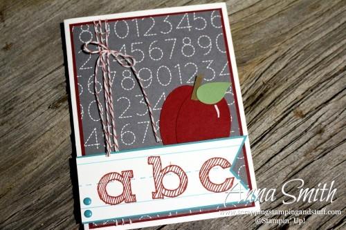 School Days Card