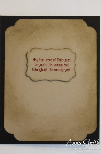 Wonderland Christmas Card